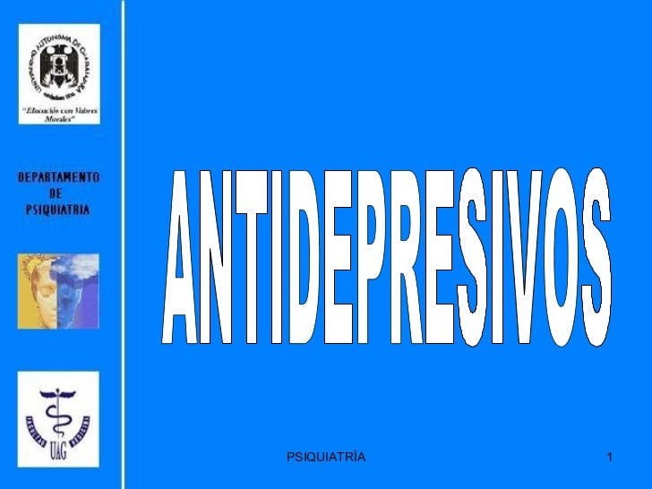 18 Antidepresivos