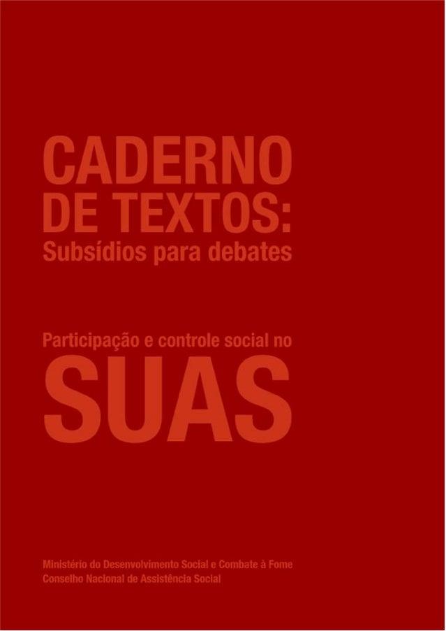 18  caderno de textos subsidios para o debate