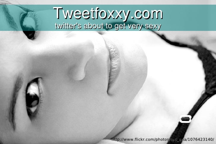Tweetfoxxy (Ian Forrester)