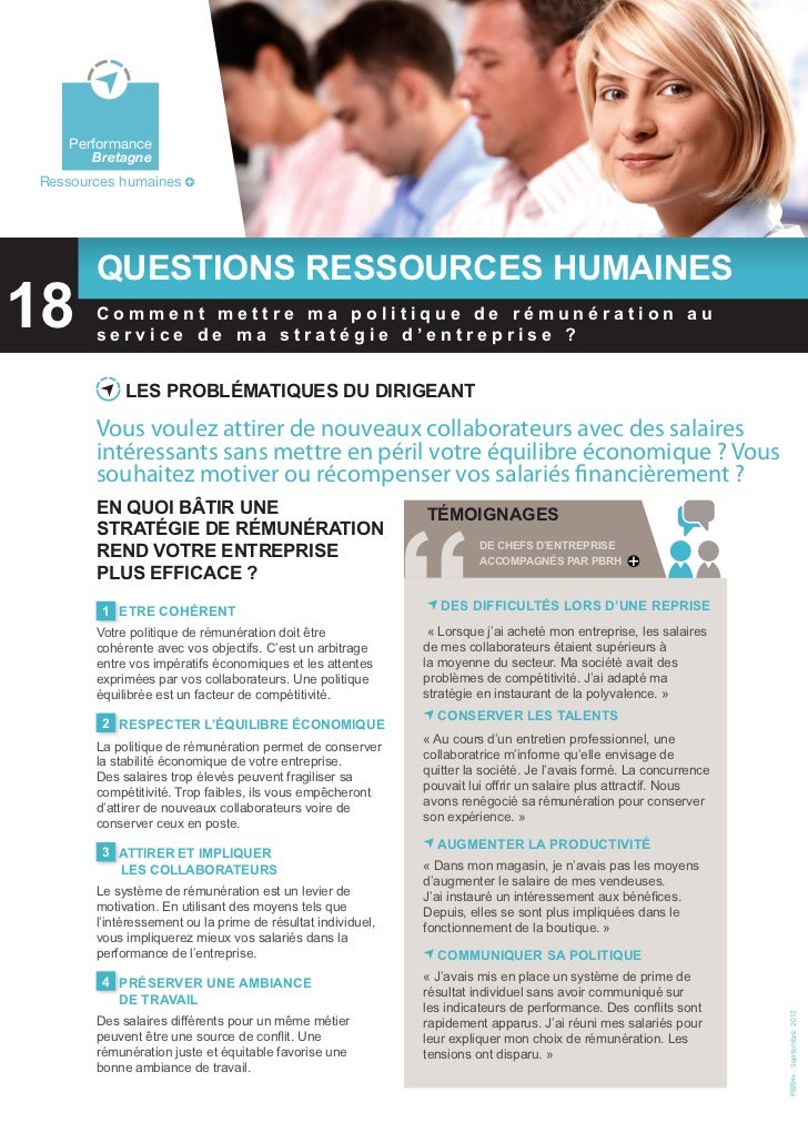 Bretagne   Environnement    Performance       BretagneRessources humaines        Questions ressources humaines18  Performa...