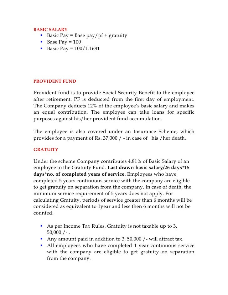 Provident Fund Letter Format To Hr