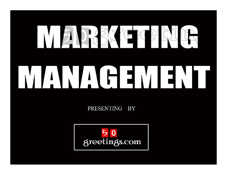 ‡ Marketing ?‡ Identifying and meeting human and social  needs.‡ Meeting needs profitably.‡ Flow of goods and services fro...