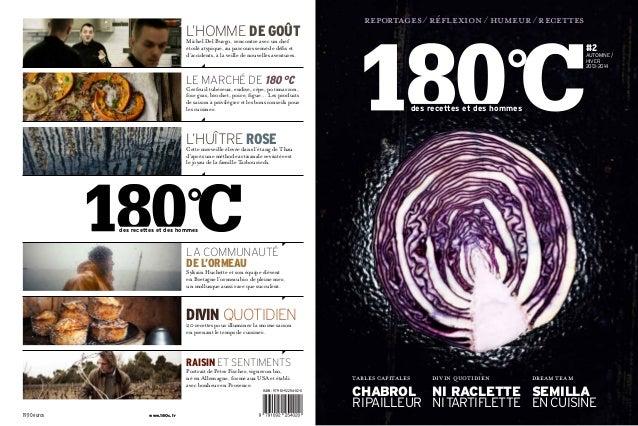 L'homme de goût Michel Del Burgo, rencontre avec un chef  reportages / réflexion / humeur / recettes #2  étoilé atypique, ...