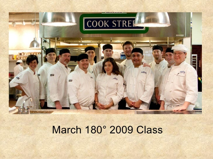 March 180° 2009 Class