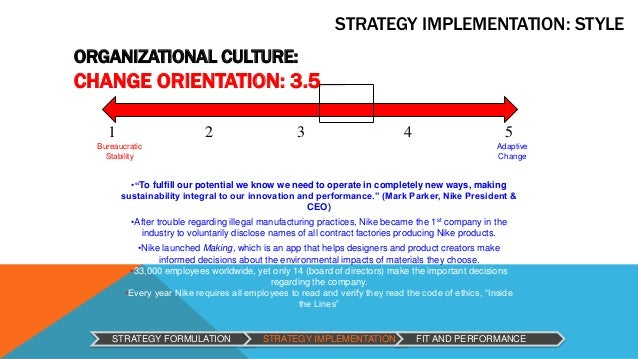 nike strategies and implementation nike strategies and implementation nike  strategies and implementation