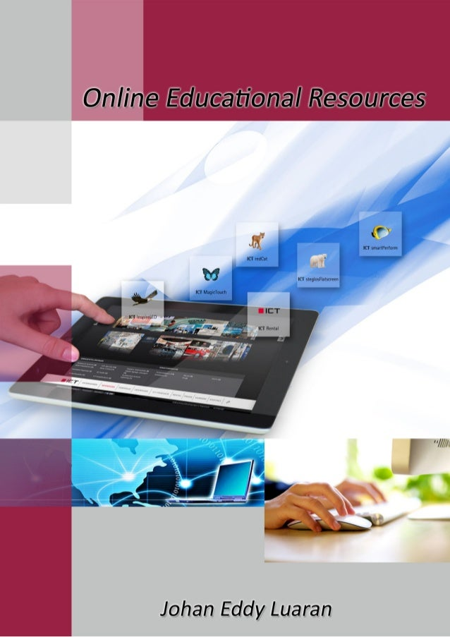 Preface  T  he focus of this e-book is to share ideas on the resources on the Word Wide Web in advancing the current educa...