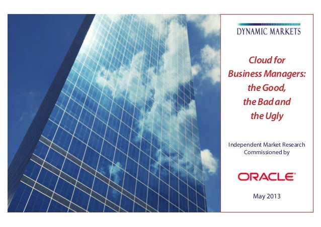 Cloud for Business Managers