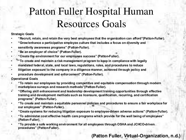 virtual organization analysis patton fuller community hospital Resource: patton-fuller community hospital virtual organizationreview the financial statements, located in the patton fuller community hospital virtual organization.