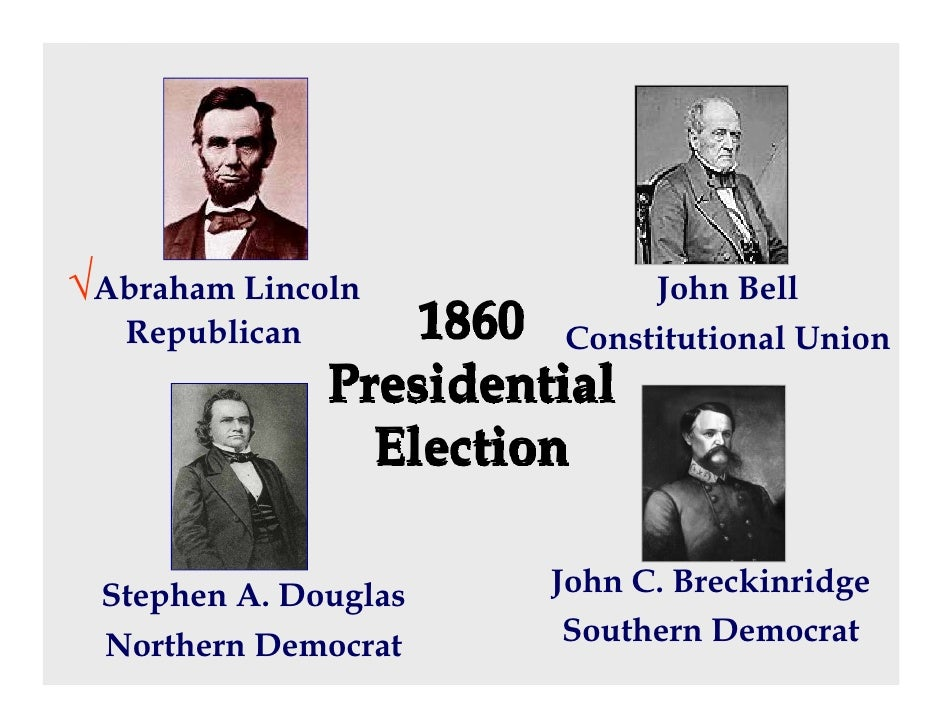 an introduction to the presidental elections of abraham lincoln Lincoln explained his actions  while washington and lincoln issued only eight and 48 executive orders  runoffs decide elections that are 'too close to.