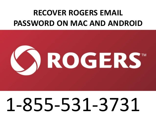 how to change rogers email password