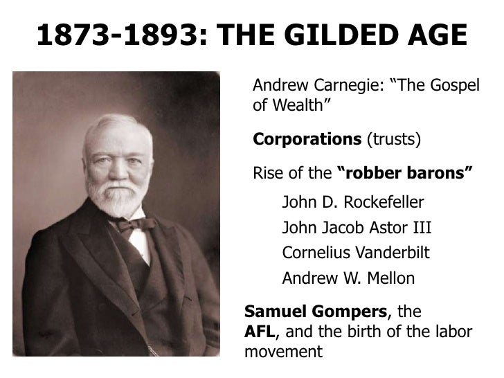 the panics and depressions of 1873 and 1893 during the gilded age