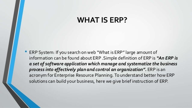 erp mrp crp six software systems Topic mrp vs erp mrp vs erp home over-complex erp/mrp system when all you really want is something that will manage an unlimited number of what is six.