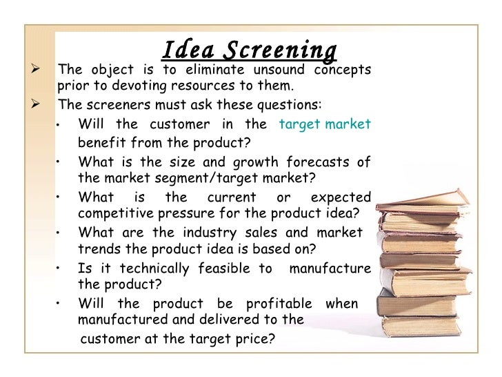 marketing a new product essay example This assignment considers some aspects on how to launch a new product in to the marked, and pick out the main factors of marketing to get a new product out.