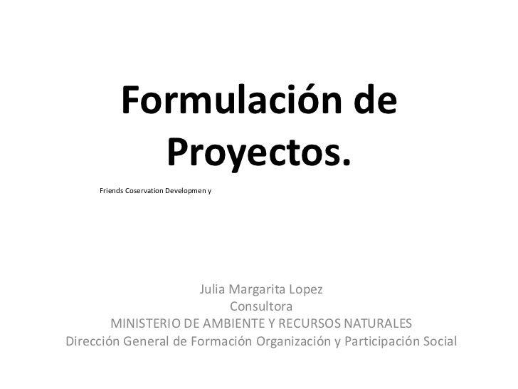 18, formulacion de proyectos sociales modulo iii