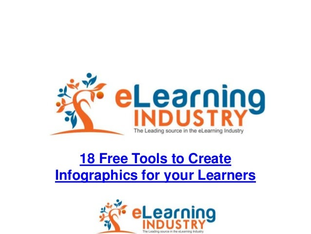 18 free tools to create infographics for your learners