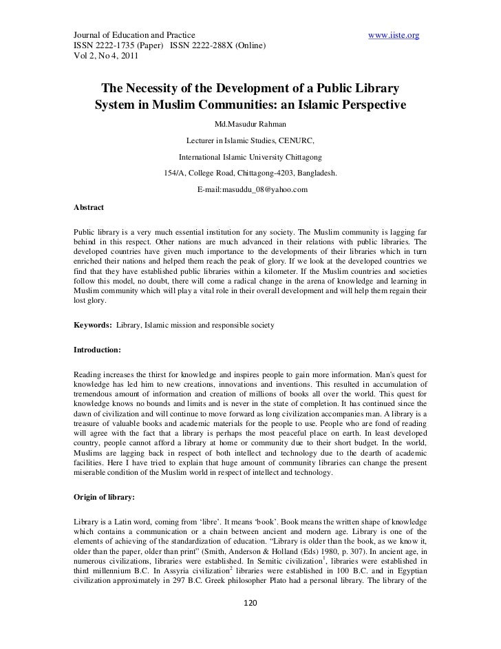 Journal of Education and Practice                                                         www.iiste.orgISSN 2222-1735 (Pap...