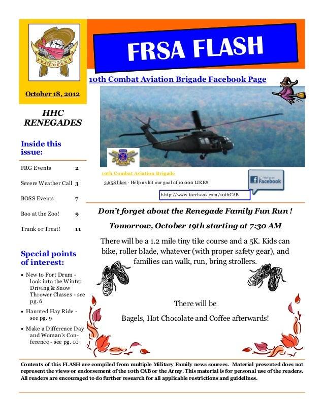 18 Oct FRSA FLASH