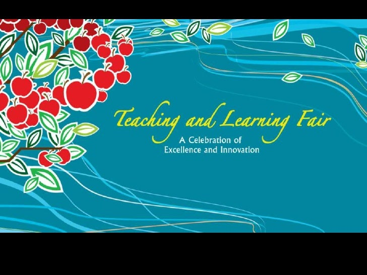 Teaching and Learning Fair (2012) - Seminar: The Role of Research and Teaching