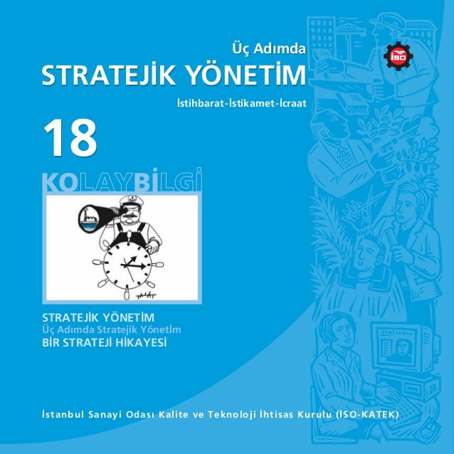 3 Adimda Stratejik Yonetim