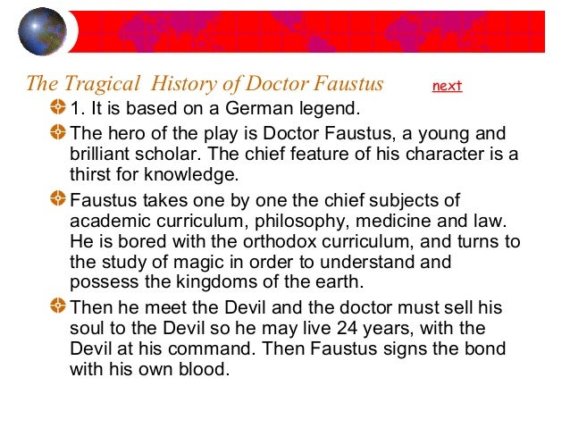 the five knowledges of dr faustus essay