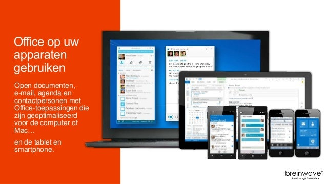19 6 2013 breinwave office365 workshop - Office for mobile devices ...