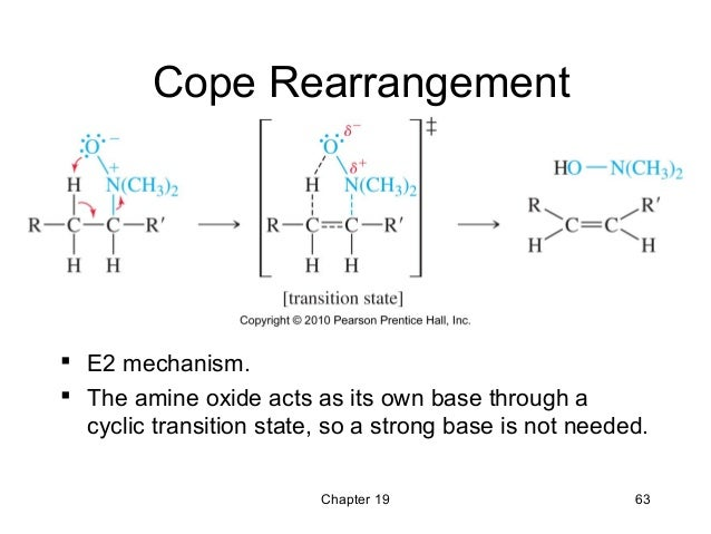 Oxidative Amination Mechanism The Amine Oxide Acts as Its