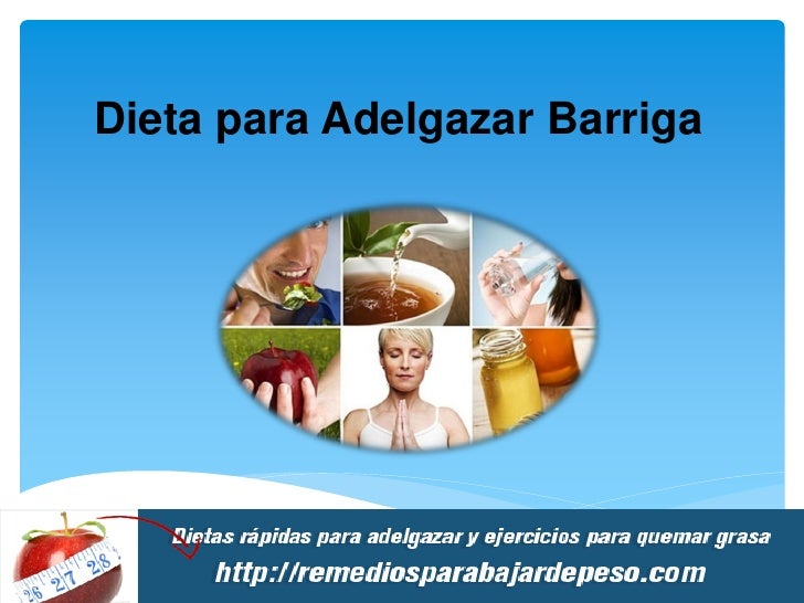 remedio casero para eliminar la grasa del abdomen