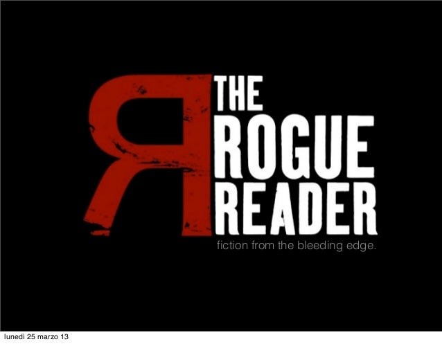 Jason Ashlock - The Rogue Reader