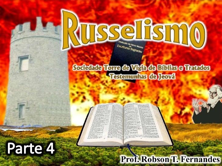 19   Russelismo (Parte 4)