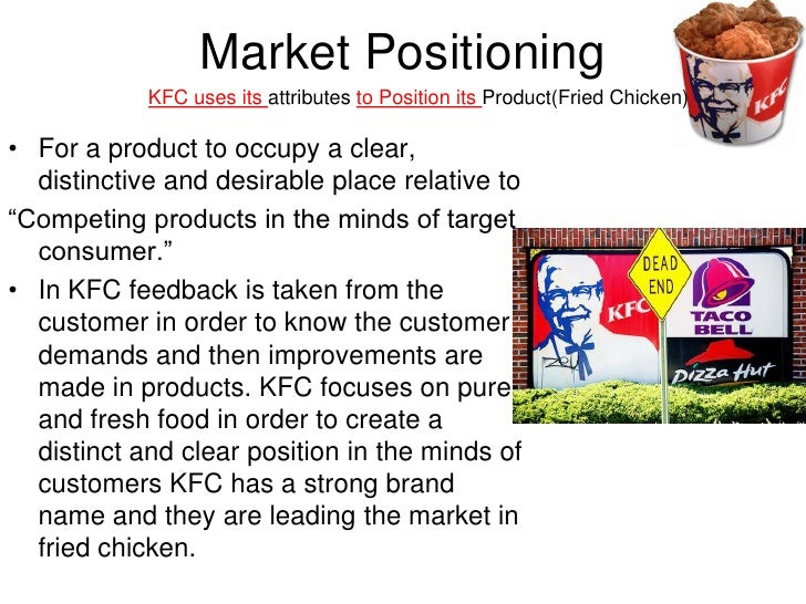 marketing plan of kfc Kfc marketing plan introduction kfc operates in 74 countries and territories throughout the world it was founded in corbin, kentucky by colonel harland d sanders y 1964, the colonel decided to sell the business to two louisville businessmen.
