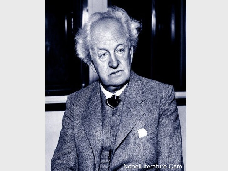 1912 : Gerhart Hauptmann