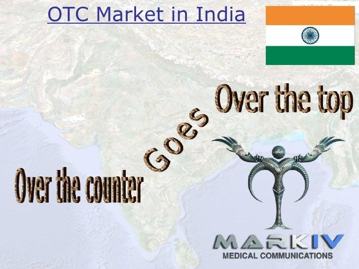OTC Market in India