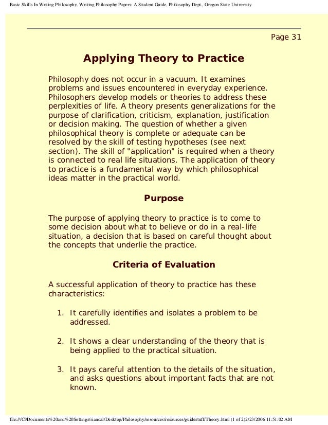 essay writing handbook philosophy students All the different essay types do students really understand all risks of choosing custom essay writing services essay writing handbook for philosophy students.