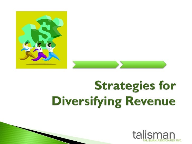 Strategies for Diversifying Funding