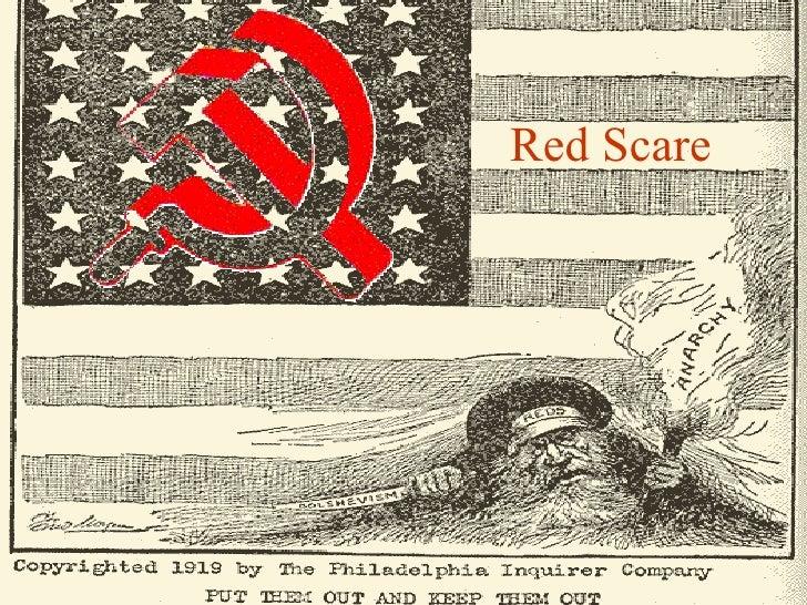 Red Scare - Wikipedia