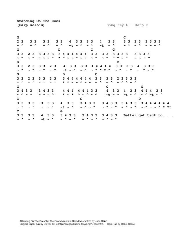 Little house guitar chords