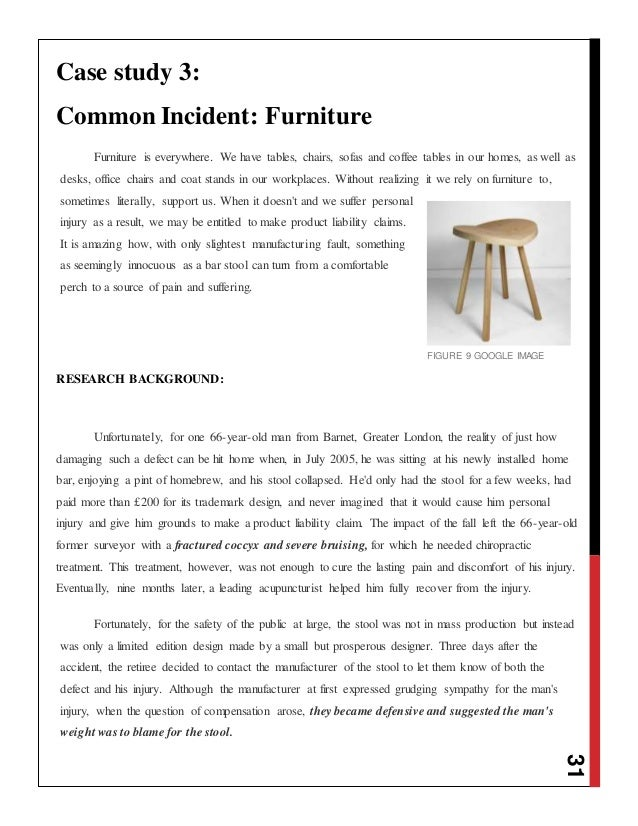 manufacturing of faulty products essay