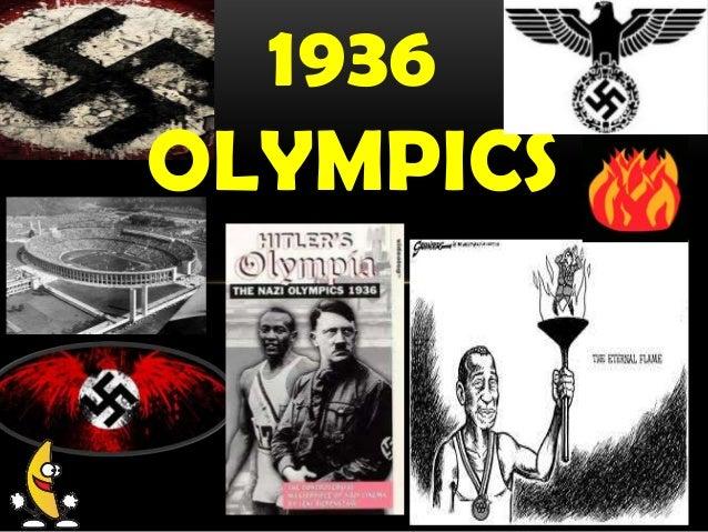 1936 olympics ben
