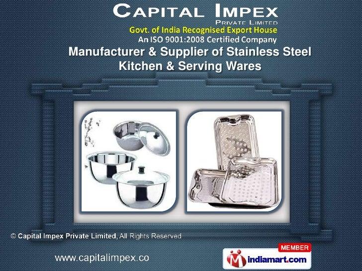 Capital Impex Delhi India