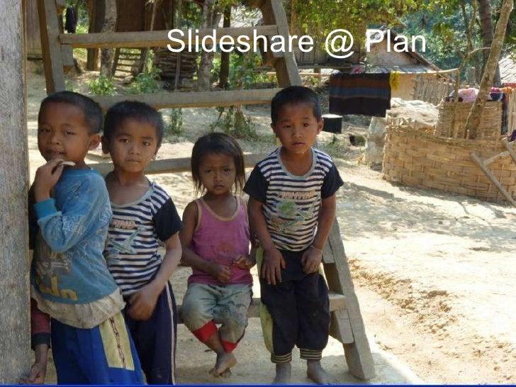 Slideshare @ Plan
