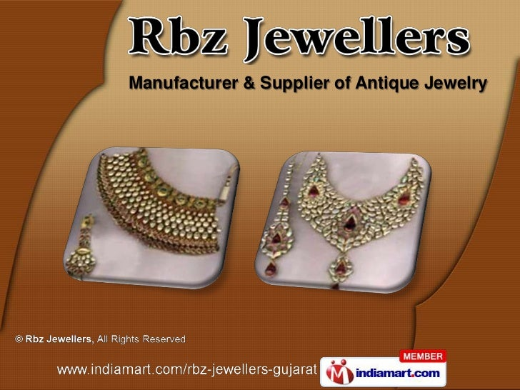 Manufacturer & Supplier of Antique Jewelry