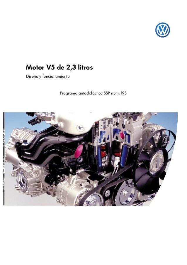 195 Motor V5 2 3 L