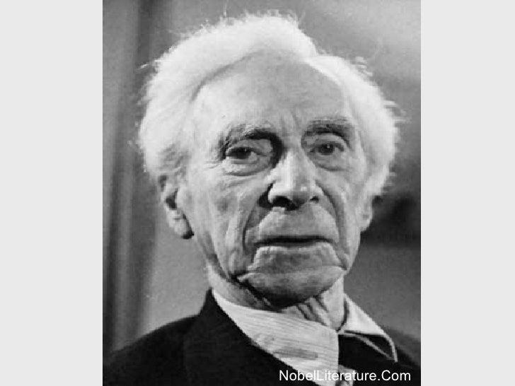 1950 : Bertrand Russell