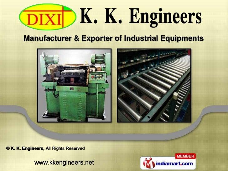 K. K. Engineers Gujarat India