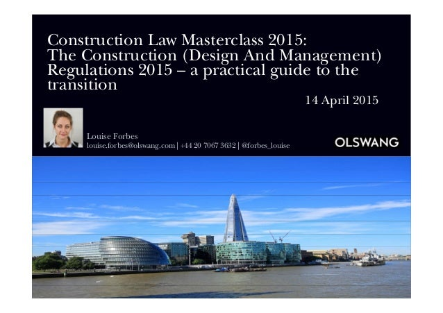 A practical guide to the construction design and for Construction rules and regulations