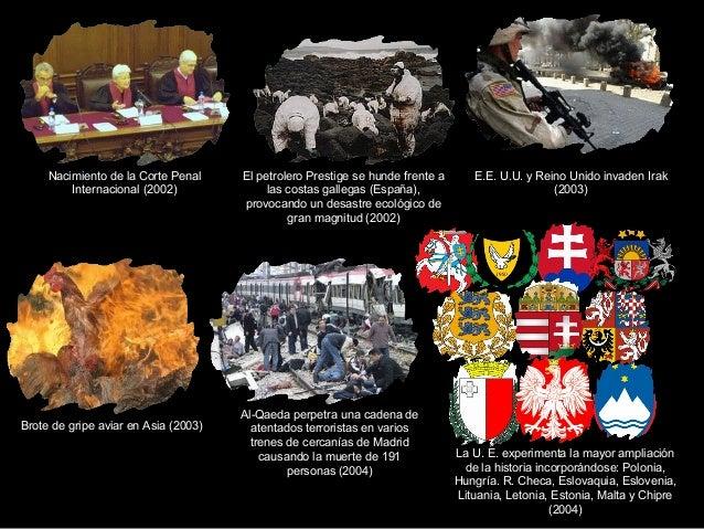 1960 2010 acontecimientos historicos