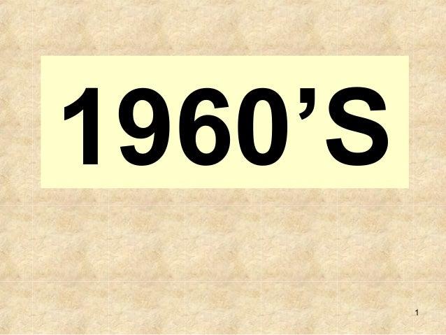 11960'S