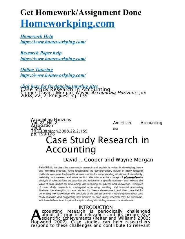 wayne williams case study essay