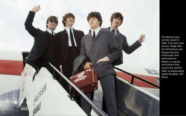 1964: Beatlemania