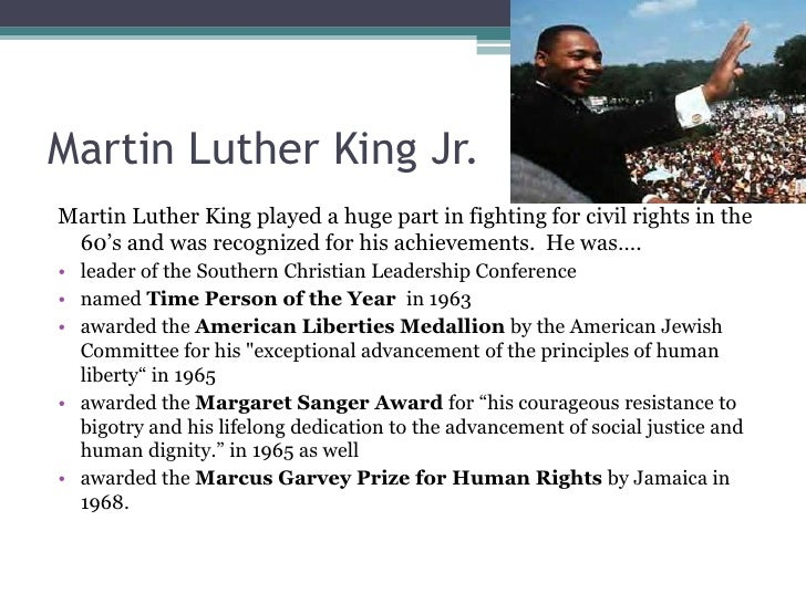 Mlk Achievements Related Keywords & Suggestions - Mlk Achievements ...